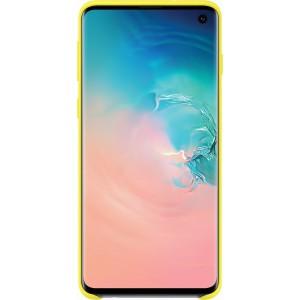 Samsung Silicone Cover EF-PG973TY pre Galaxy S10, žlté