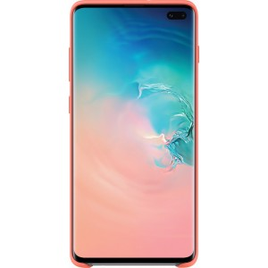 Samsung Silicone Cover EF-PG973TH pre Galaxy S10, ružové