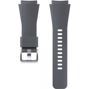 Samsung Silicone Band 22mm (Galaxy Watch), šedý
