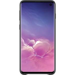 Samsung kožený kryt EF-VG973LB pre Galaxy S10, čierny
