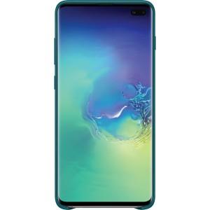 Samsung kožený kryt EF-VG975LG pre Galaxy S10+, zelené
