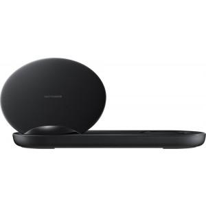 Samsung duálna bezdrôtová nabíjačka EP-N6100, čierna