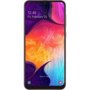 Samsung Galaxy A50 128GB DUOS Oranžový