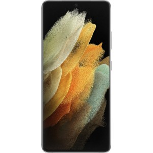 Samsung Galaxy S21 Ultra 5G 128GB DUOS Strieborný