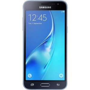 Samsung Galaxy J3 2016 DUOS Čierny