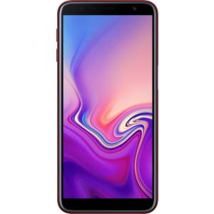 Samsung Galaxy J6+ DUOS Červený