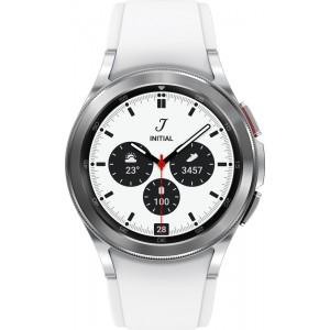 Samsung Galaxy Watch4 42mm Classic, strieborné