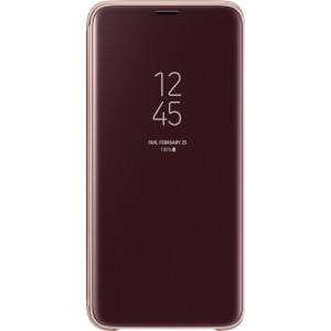 Samsung Clear View púzdro EF-ZG960CF pre Galaxy S9, zlaté