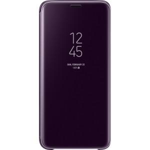 Samsung Clear View púzdro EF-ZG960CV pre Galaxy S9, fialové