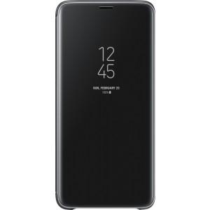 Samsung Clear View púzdro EF-ZG965CB pre Galaxy S9+, čierne