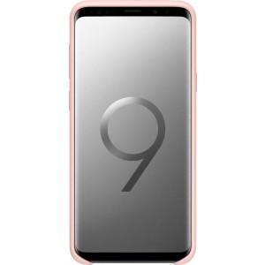 Samsung silikónové púzdro EF-PG965TP pre Galaxy S9+, ružové