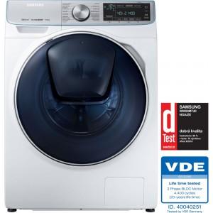 9 kg práčka s Crystal Blue dvierkami WW90M740NOA/ZE