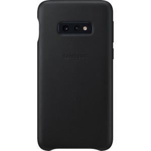 Samsung kožený kryt EF-VG970LB pre Galaxy S10e, čierny