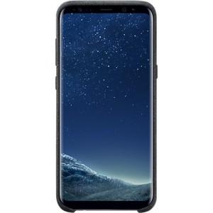 Samsung Alcantara púzdro EF-XG955ASE pre Galaxy S8+ Gray
