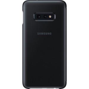 Samsung Clear View púzdro EF-ZG970CB pre Galaxy S10e, čierne