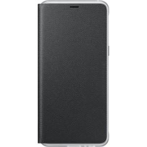 Samsung flipové púzdro EF-FA530PB pre Samsung Galaxy A8 2018 Čierne