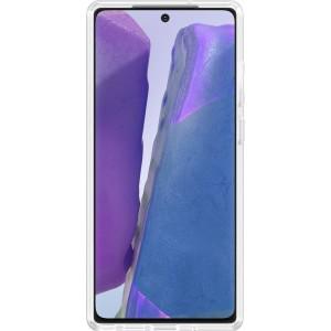 Samsung EF-JN980CT zadný kryt so stojancekom pre Galaxy Note20, transparentné