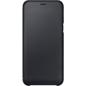 Samsung flipové púzdro EF-WA600CB pre Samsung Galaxy A6 Čierne