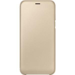 Samsung flipové púzdro EF-WA600CF pre Samsung Galaxy A6 Zlaté