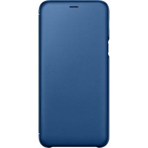 Samsung flipové púzdro EF-WA605CL pre Samsung Galaxy A6+ Modré