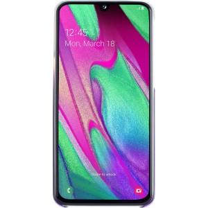 Samsung  Gradation kryt EF-AA405CV pre Galaxy A40 Violet