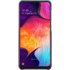 Samsung Gradation kryt EF-AA505CP pre Galaxy A50 Pink