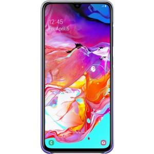 Samsung ochranne púzdro EF-AA705CV pre Galaxy A70, fialové