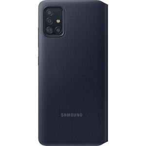 S View púzdro pre Galaxy A51, čierne