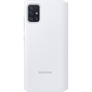 S View púzdro pre Galaxy A51, biele