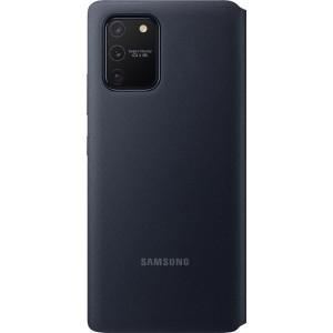 S View Wallet pre Galaxy S10 Lite, čierne