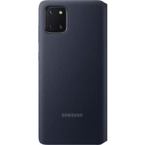 S View púzdro pre Galaxy Note10 Lite, čierne