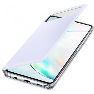 S View púzdro pre Galaxy Note10 Lite, biele