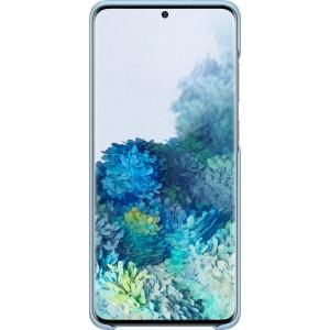 Samsung EF-KG985CL LED Cover pre Galaxy S20+, modré