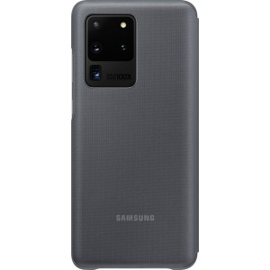 Samsung EF-NG988PJ LED View cover pre Galaxy S20 Ultra, šedé