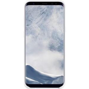 Samsung silikónové púzdro EF-PG955TW pre Galaxy S8+, White