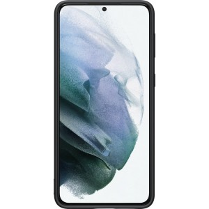Samsung silikónový zadný kryt EF-PG996TBE pre S21+, čierne