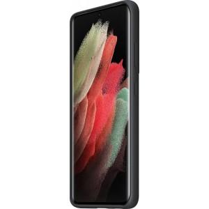 Samsung silikónový zadný kryt EF-PG998TBE pre S21Ultra, čierne