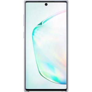 Silikónový zadný kryt pre Galaxy Note10, biely