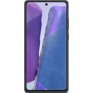Samsung EF-PN980TB Silicone Cover pre Galaxy Note20, čierne