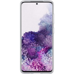 Samsung EF-QG980TT Clear cover pre Galaxy S20, transparentné