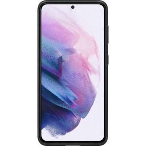 Samsung koženný zadný kryt EF-VG991LBE pre S21, čierne