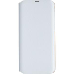 Samsung flipové púzdro EF-WA405PW pre Galaxy A40, biele