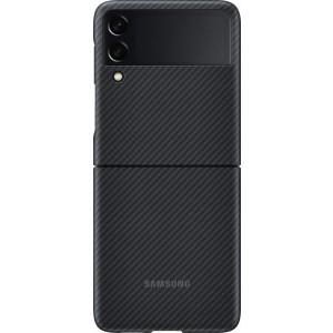 Samsung kryt z aramidového vlákna pre Z Flip3, čierny
