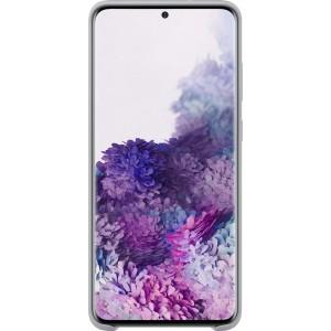 Samsung EF-XG985FJ Kvadrat Cover Recycled pre Galaxy S20+, šedé