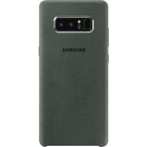 Samsung Alcantara púzdro EF-XN950AK pre Galaxy Note8, Khaki