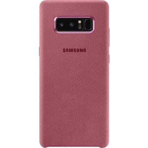 Samsung Alcantara púzdro EF-XN950AP pre Galaxy Note8, Pink