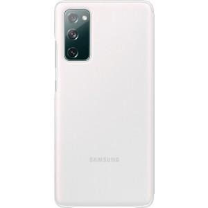 Samsung EF-ZG780CW Clear View pre Galaxy S20 FE , biele