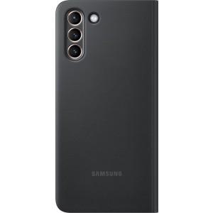 Samsung flipové puzdro Clear View EF-ZG996CBE pre S21+, čierne