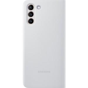 Samsung flipové puzdro Clear View EF-ZG996CJE pre S21+, šedé