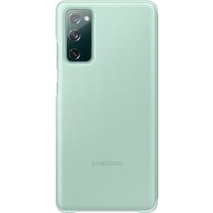 Samsung EF-ZG780CM Clear View pre Galaxy S20 FE, zelené